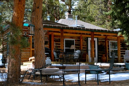 Eagle's Nest Cabin on 35 Acres with Wi-Fi - Divide - Cabana