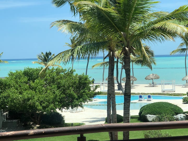 Beach Punta Palmera, Cap Cana / beautiful Studio