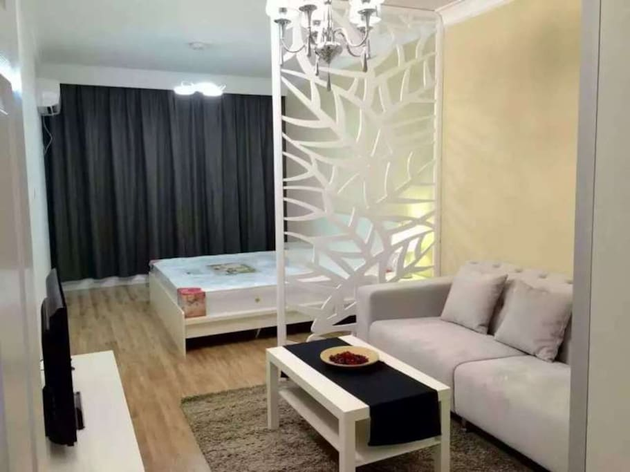 220 / 180 cm bed