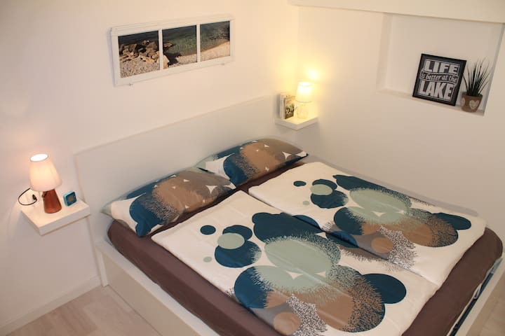 cozy studio in historical center of Malcesine - Malcesine - Apartmen