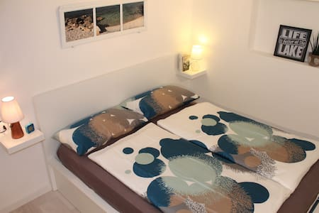 cozy studio in historical center of Malcesine - Malcesine - Apartemen