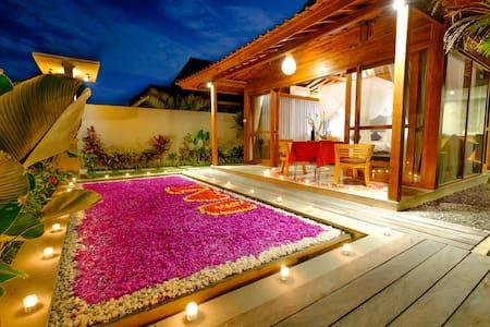 Canggu Villa 1BR Private Pool Citrayuda