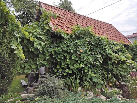 Neliela viesu māja Siguldas centrā