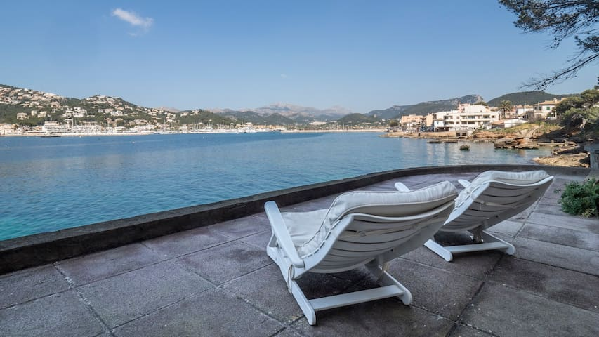 Amazing Views and Sea Access - Villa Torre Ros - Andratx - Casa