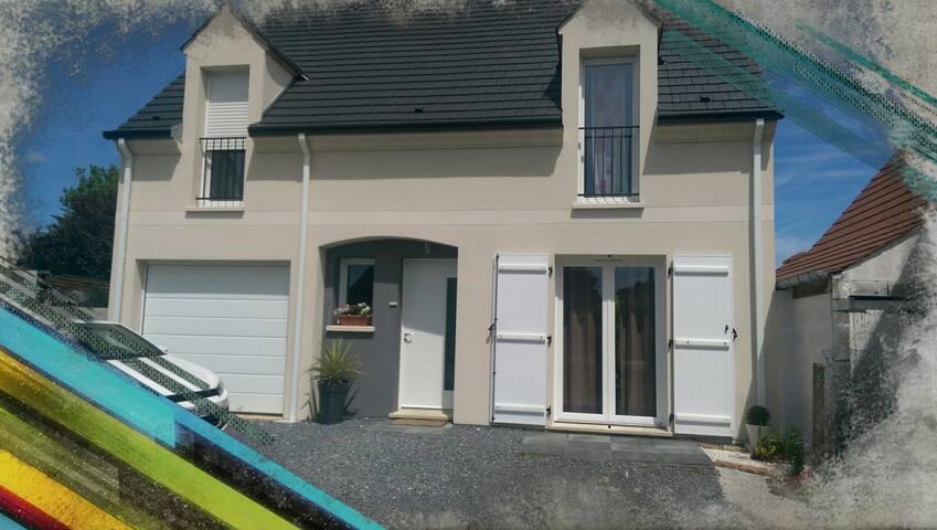 Maison proche île de France