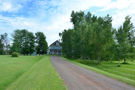 Relax & Explore the Island Countryside - Ellerslie - House