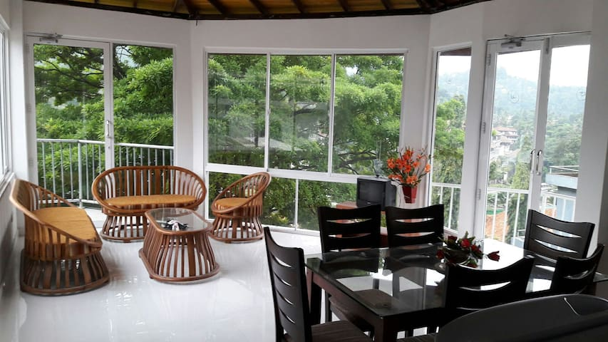 Vision Mount View holiday home - Kandy - Daire
