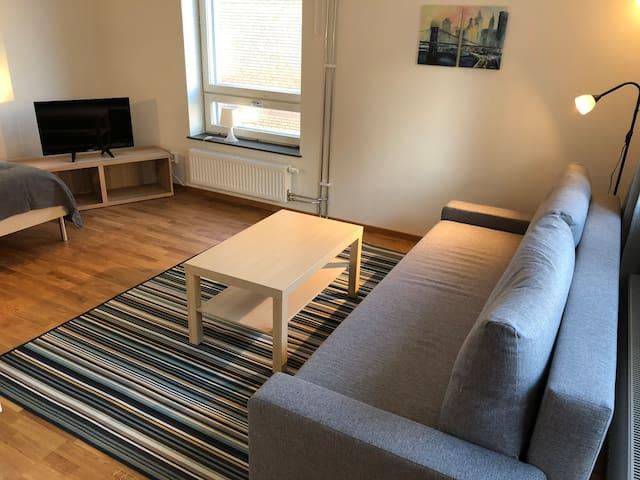 Lägenhet uthyres under Dreamhack
