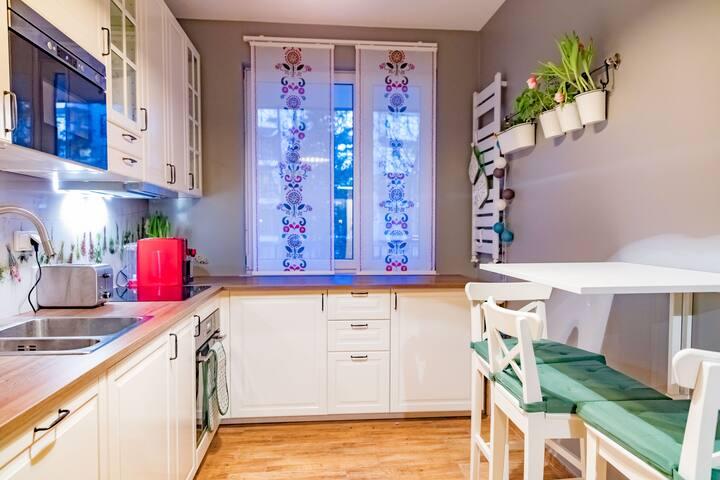 Mazurian Apartment - Warszawa - Lakás
