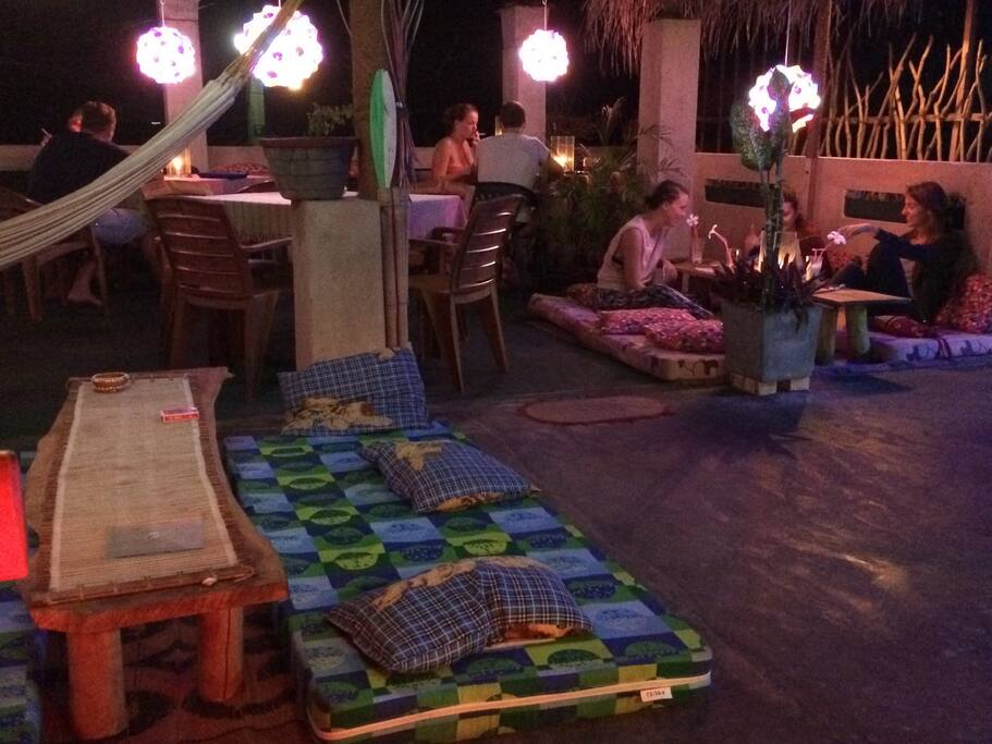 Our Bar, Surf Control Roof Top Lounge - located 200m west next to Hikkaduwa Beach