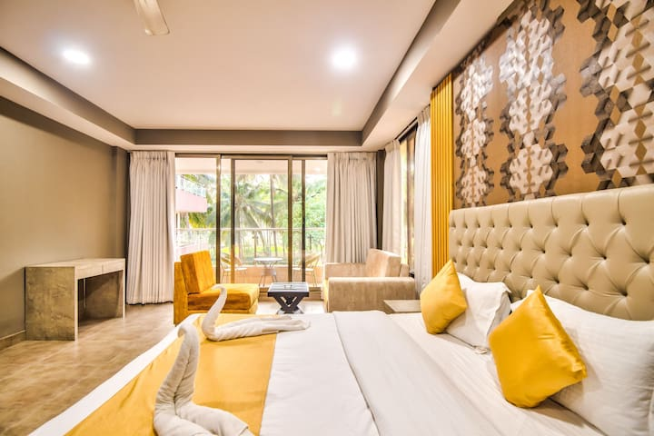 Luxurious 2 & 3 bhk villas for an elegant stay!!!