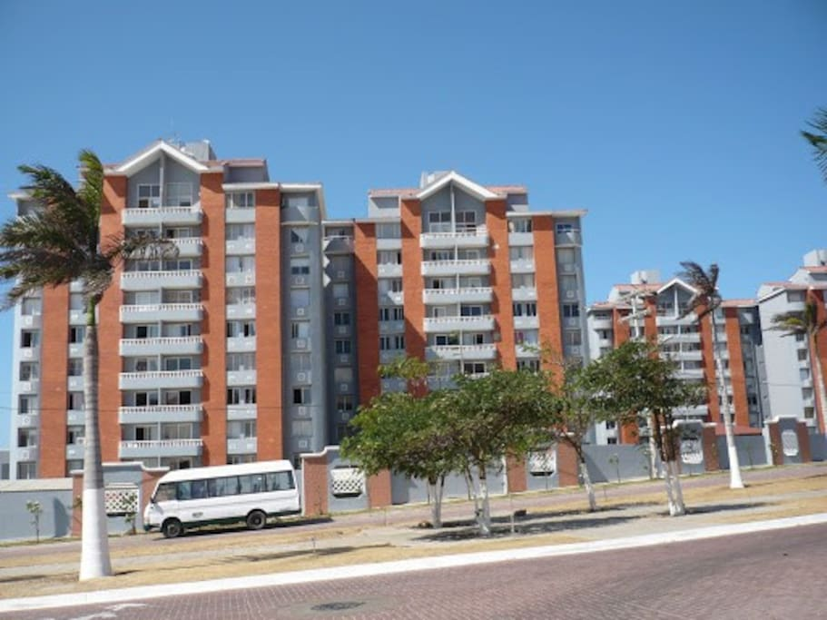 Conjunto Residencial Parque 98