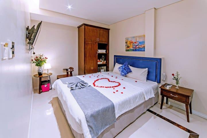 Thu Trang Beachfront Hotel - Bai Sau - Room 1