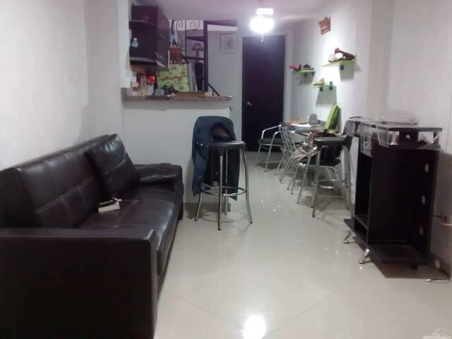 Comfortable Studio in Center of Barranquilla - Barranquilla - Apartment