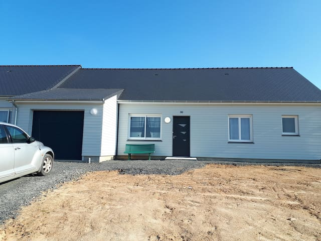 Maison neuve 100m2 avec terrasse .Logement entier