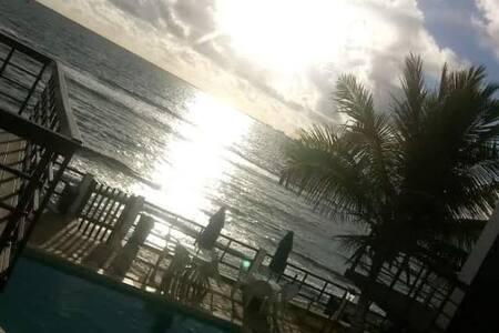Relaxe no melhor condomínio da Beira Mar de Gaibú