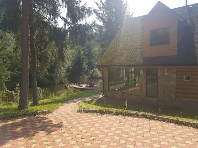 Загородный дом «Рузская сказка»