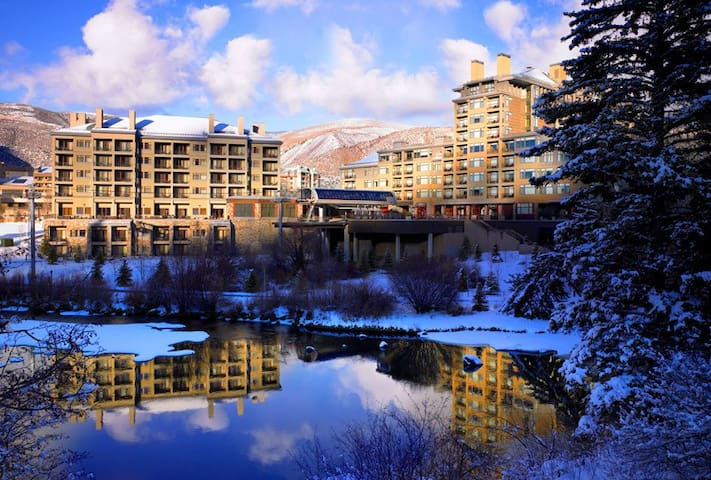 Westin Riverfront Mountain 1BR Villa Ski In/Out