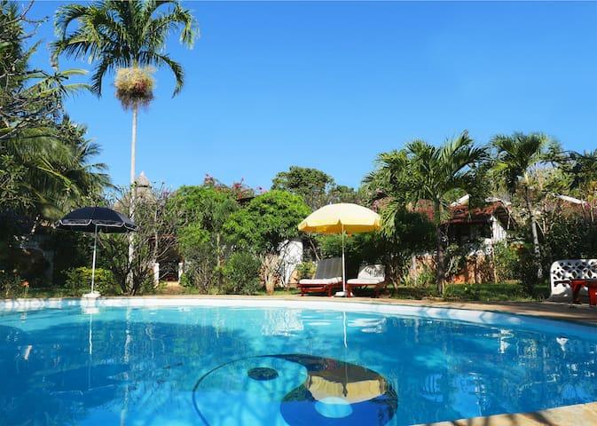 "Frangipani Cottages ""Hibiscus II"" - Diani Beach - House"