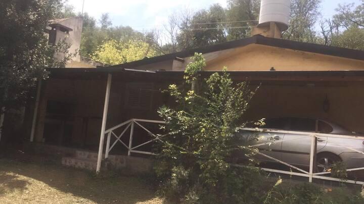Casa de campo en Salsipuedes (Villa los altos)