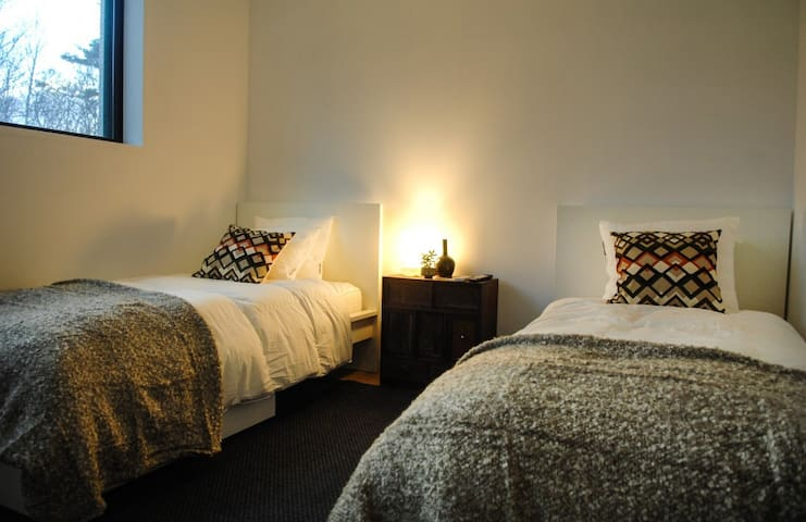 Single Studio - Cortina Apartments - Otari-mura - Byt
