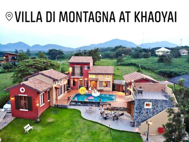 Villa Di Montagna at Khaoyai