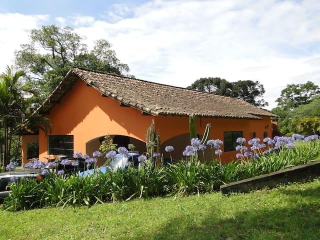 Chácara Guerra - Itapevi - Cottage