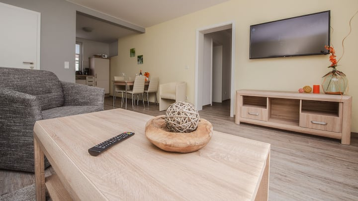 ⭐️⭐️geräumiges Apartment mit eigener Terrasse⭐️⭐️