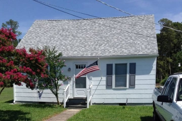 Cozy Home near Waterfront in Crisfield, MD - Crisfield