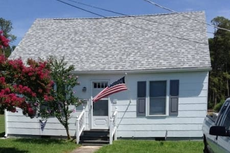 Cozy Home near Waterfront in Crisfield, MD - Crisfield - Hus