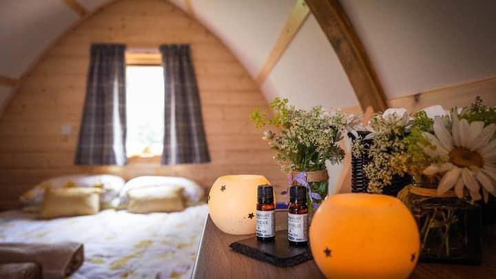 Wigwam Cabin 15 | Vineyard | Beautiful Views