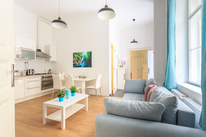 NEW - Super Nice Appartment in Excellent Location