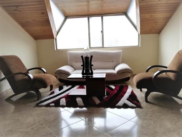 Villa gabriela, apartamento familiar- Sopó