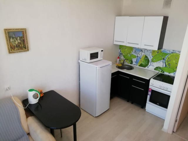 Ekaterinburg, 1 rooms apartment