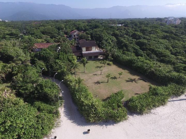 Casa de Praia Pé na Areia
