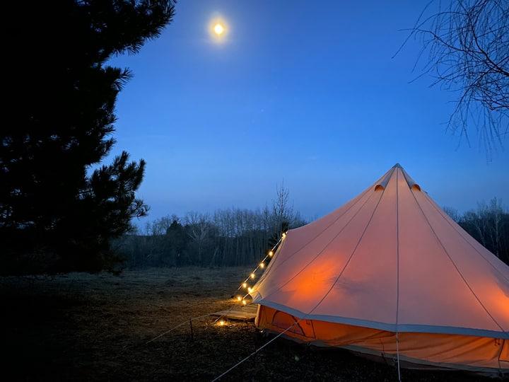 Wilder Bell tent