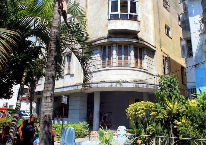 Casa Aida, frente al Habana Libre (Room # 2)