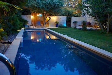 Près d'Avignon, soleil et piscine - Vallabrègues