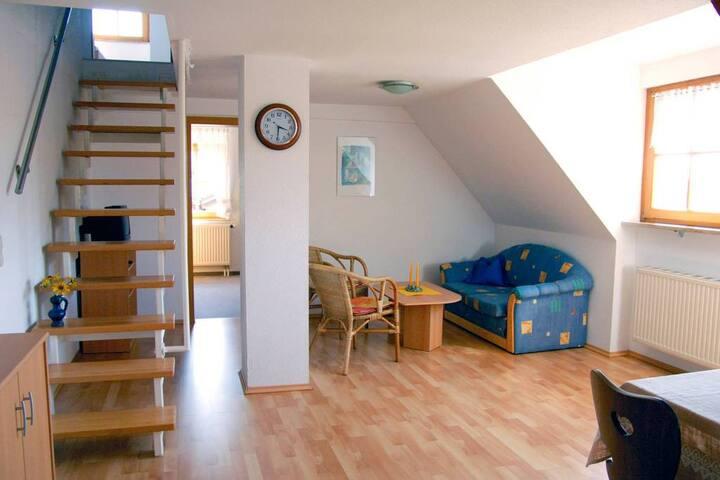 Ferienhof Gäng (Deggenhausertal), Ferienwohnung 1