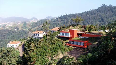 Casa Veredas Pico Ruivo e Caldeirão Verde