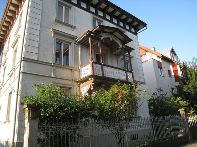 Ancienne maison thypique 1906 - Rorschach