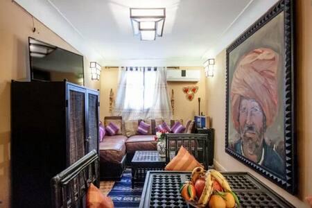 Appartement maison de ville Medina