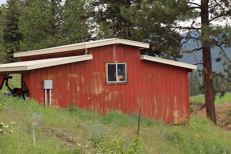 Red Cabin: Not in Missoula - Missoula