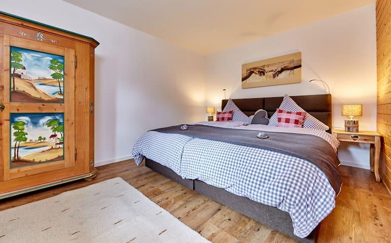 Traumhafte Ferienwohnung #1 im Haus Bella Bavaria