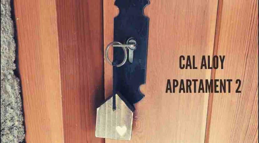 Apartamentos CAL ALOY, Arfa, B