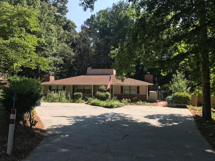 Abel's  Home Inn  -  Norcross GA.