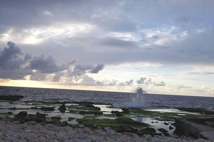 Cape on Beach chalet