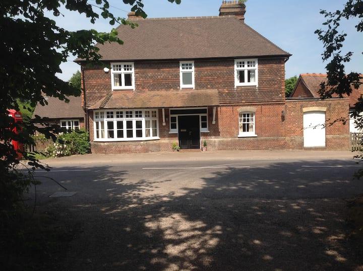 The Wheatsheaf Inn in Pretty Village Setting