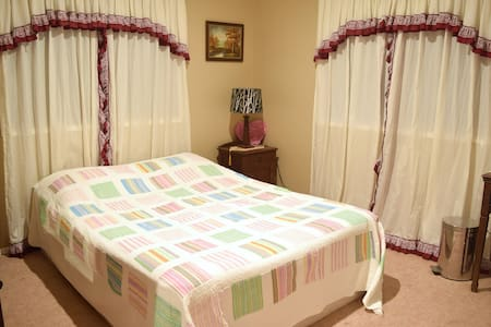 Double Bed in Countryside Gold Coast