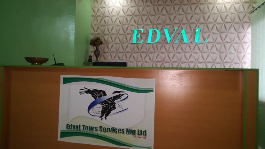 EdvalTours apartments and hotel across Nigeria